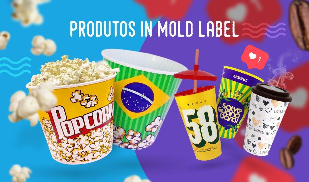 Produtos in Mold Label