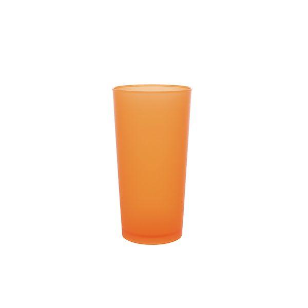 Ecopo laranja neon